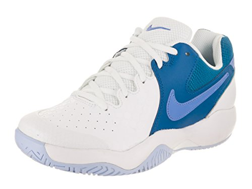 140 Chaussures De monarch white Femme Purple Resistance military Zoom Nike Blue Tennis Multicolore Wmns Air wqB66I