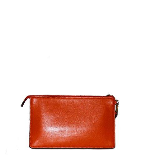 Cluth Bag MICHAEL KORS Arancio