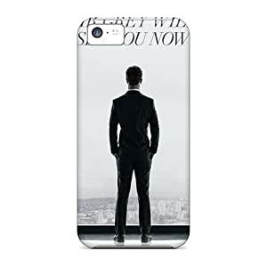 Iphone 5c Fifty Shades Of Grey Print High Quality Tpu Gel Frame Case Cover