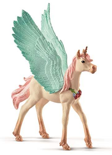 Schleich Decorated Unicorn Pegasus, foal ()