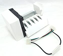 Exact Replacement Parts Erw10190961 Ice Maker For Whirlpool Refrigerators, White