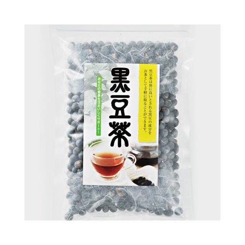 Tokyo Matcha Selection Tea - [Contains Anthocyanine/Caffeine Free] Inoue Tea : Kuromame Black Soybean Tea 300g (10.58oz) from Kyoto Japan [Standard ship by SAL: NO tracking]