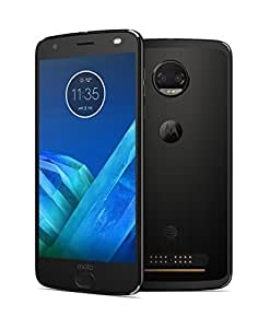 Motorola Moto Z2 Force 64GB Unlocked GSM Smartphone - Super Black (Certified Refurbished)