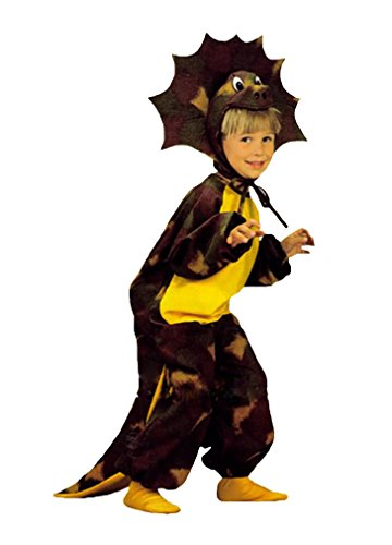 Small Child 5-7 - Cute Little Dinosaur Costume (Cute Monster Costumes For Girls)