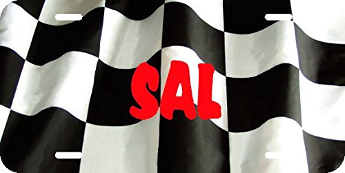 Any and All Graphics SAL name on Checkered