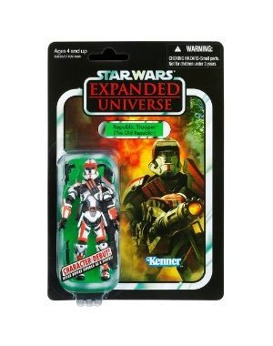 Star Wars Expanded Universe Republic Trooper