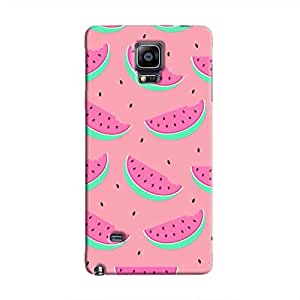 Cover It Up - Melons Stickers Galaxy Note 4Hard Case