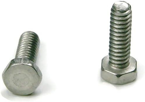 Trim Hex Head Cap Screws 18-8 SS #10-24 x 3//4 Qty-25