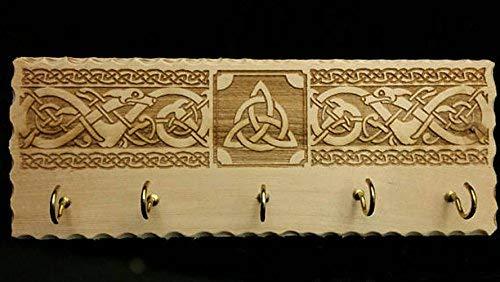 Decorative Celtic Key Hanger