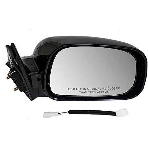 02 toyota camry side view mirror - 5