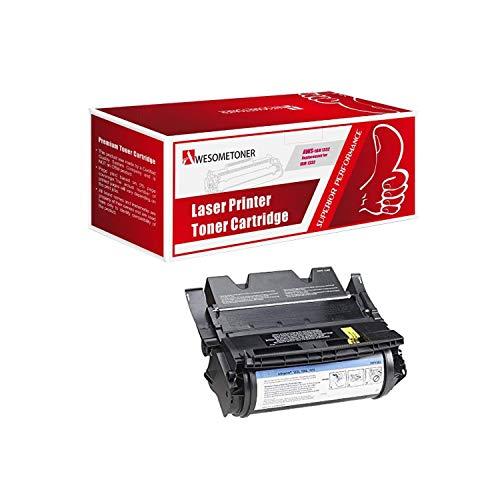 Awesometoner 1 Pack Compatible IBM 75P4303 75P4302 Toner Cartridge for IBM inforprint 1332 1352 1372 High Yield 21000 Pages ()