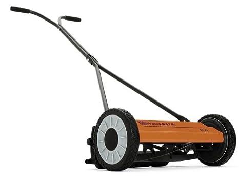 husqvarna manual push mower