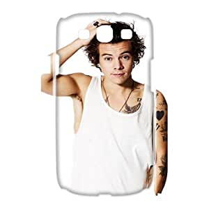 Harry Styles Customized 3D Cover Case for Samsung Galaxy S3 I9300,custom phone case ygtg-324933