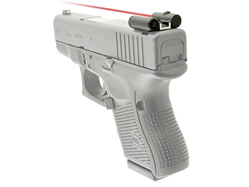 LaserLyte Rear Sight with Red Laser Glock RL-G by Glock