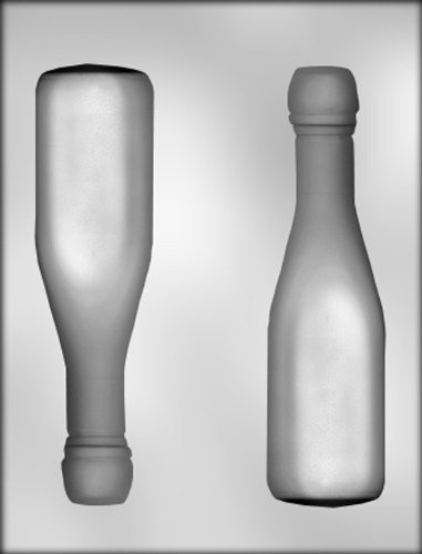 Chocolate Champagne Bottle - 5