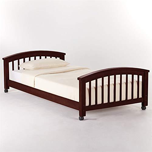 NE Kids School House Student LOFT Twin Lower Bed Cherry