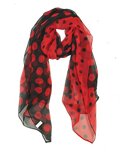 (Long Chiffon Sheer Scarf For womens (NO.723))