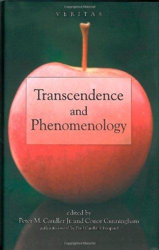 Transcendence and Phenomenology (Veritas)