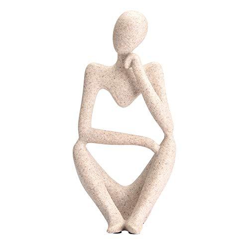 Estatuillas Decoración del Hogar Estatuas Decoración, Decoración del Escritorio del Hogar, Figuras de Personajes…