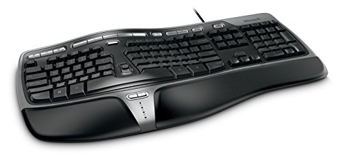 PC Hardware : Microsoft Natural Ergonomic Keyboard 4000 for Business - Wired