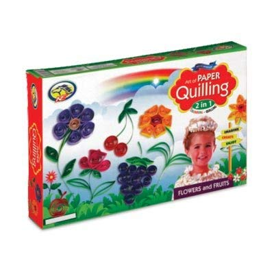 Olympia Toys Paper Quilling 2 in 1-NL
