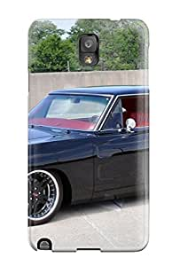 Durable Protector Case Cover With Muscle Car Hot Design For Galaxy Note 3