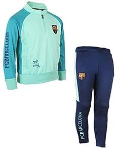 Chándal de entrenamiento de la colección oficial del FC Barcelona ... 718662184b163