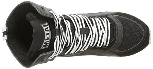 Metal Boxe Viper2 - Scarpe da pugilato, Uomo, Viper2, nero, taglia 43