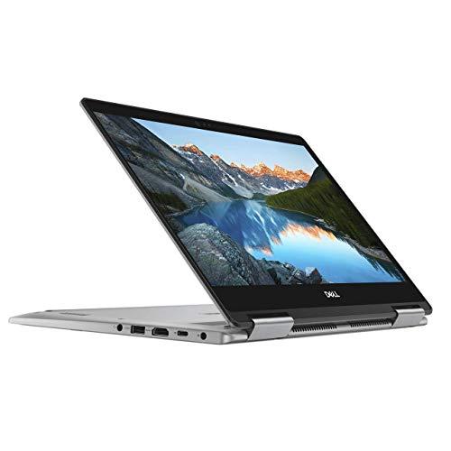 Dell Inspiron 13 7373 13.3-Inch 256GB SSD Core i7 2-in-1 Touch-Screen Laptop (16GB RAM, Intel Core i7-8550U, Windows 10 Home) I7373-7227GRY - Era Gray (Renewed)