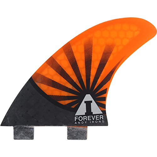 Kinetik Racing AI Forever CT 2.0 Small FCS Neon Org Fin
