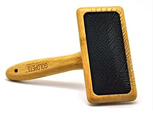 Fromzerotohero Pet Dog Hair Remover Brush Pet Dog Bathing Scalp Cat Dog Beauty Wooden Massage Comb