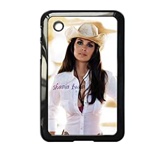 Generic Clear Back Phone Case For Man Print With Shania Twain For Samsung Galaxy Tab P3100 Choose Design 4