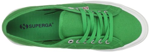 Classic Mixte 2750 Cotu Island c88 Superga Baskets Green Adulte Vert AxRSnH