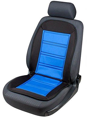 Harren24 2X beheizbare Sitzauflage//Sitzheizung Warm Up 16591 Schwarzblau Doppelsteckdose f/ür 12V Zigarettenanz/ünder