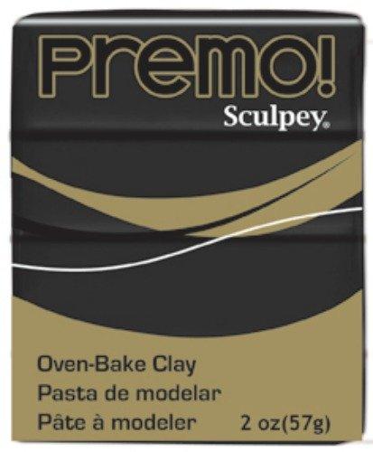 premo-sculpey-polymer-clay-2-ounces-black