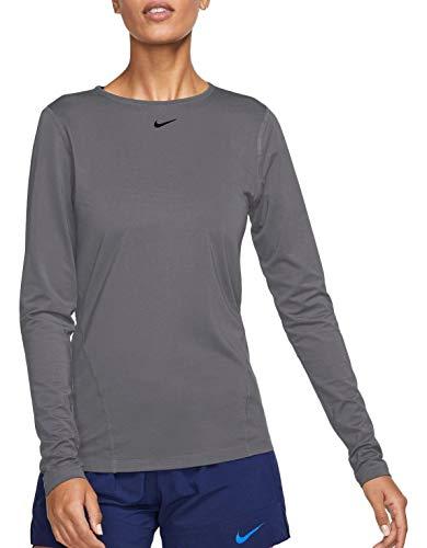 Nike Women's Dri-Fit Long Sleeve Training Shirt 1