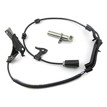 exkow ABS Sensor de velocidad de la rueda trasera izquierda 04895 - 60100 para Toyota Land Cruiser fzj80 HDJ80 GX VX: Amazon.es: Coche y moto