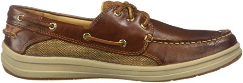 Gold Sperry Eye Boat Cup Shoes 13 Gamefish 3 Brown Men's M qFXR5rxX