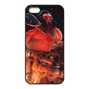 AXE iPhone 5 5s Cell Phone Case Black VBS_3666634