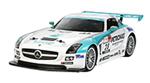 Tamiya Mercedes-Benz SLS AMG GT3 - Petronas Syntium - Radio-Controlled (RC) land vehicles (Cochecito de juguete)