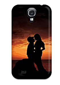 Hot New Arrival Premium S4 Case Cover For Galaxy (great Kiss)