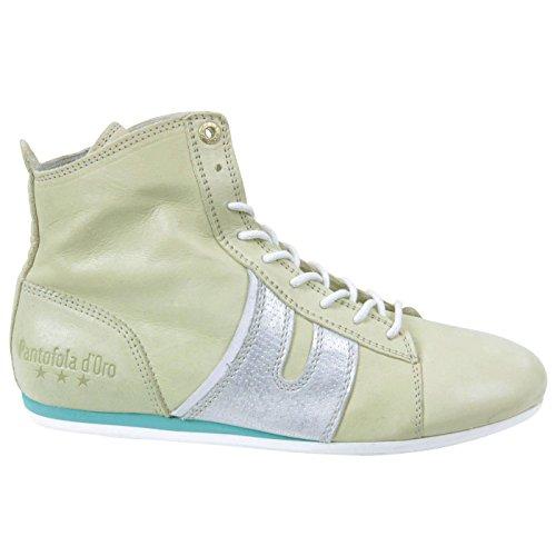 Alta 38 Seleção Top 33 D Tamanho Do 2 Couro Oro De Amarelo Pantofola Tênis Vintage qX6HwwF