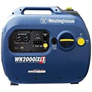 Inverter Generator Gasoline Powered Digital 2200-Watt Features Parallel Capabilities, Great Portable Power Supply...