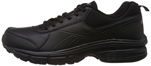 666e6b64af86ac Reebok Men s Champ LP Black Running Shoes - 10 UK  Buy Online at Low Prices  in India - Amazon.in