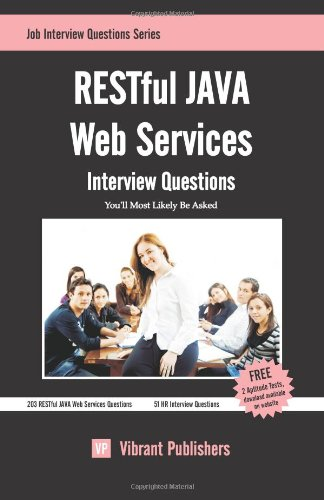Download RESTful JAVA Web Services Interview Questions You'll Most Likely Be Asked ebook