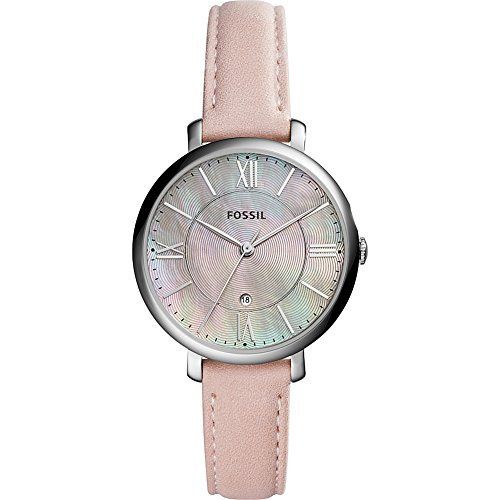 Fossil-Jacqueline-3-Hand-Leather-Watch