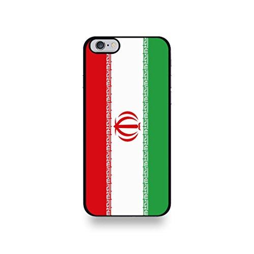 LD coqip6_84 Case Schutzhülle für iPhone 6, Motiv Flagge Iran