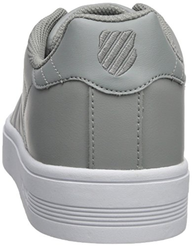K-swiss Mens Court Frasco Sc Sneaker Grijs / Wit
