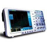 超薄型 2GHzサンプリング100MHzFFT機能付カラーポータブルデジタルオシロスコープフルセット SDS8102