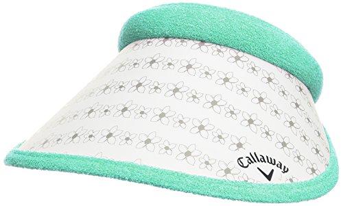 (キャロウェイ アパレル) Callaway Apparel [ レディース] サンバイザー (クリップタイプ) / 241-8184814 / 帽子 ゴルフ
